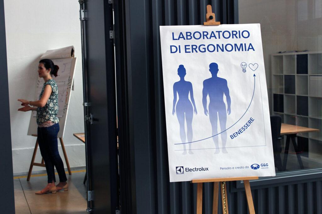 Laboratorio di ergonomia