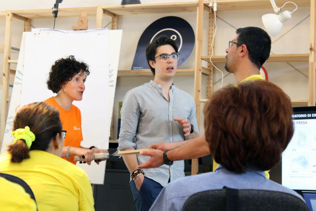 Laboratorio di ergonomia - G&G Consulenze srl - Electrolux Porcia (12)