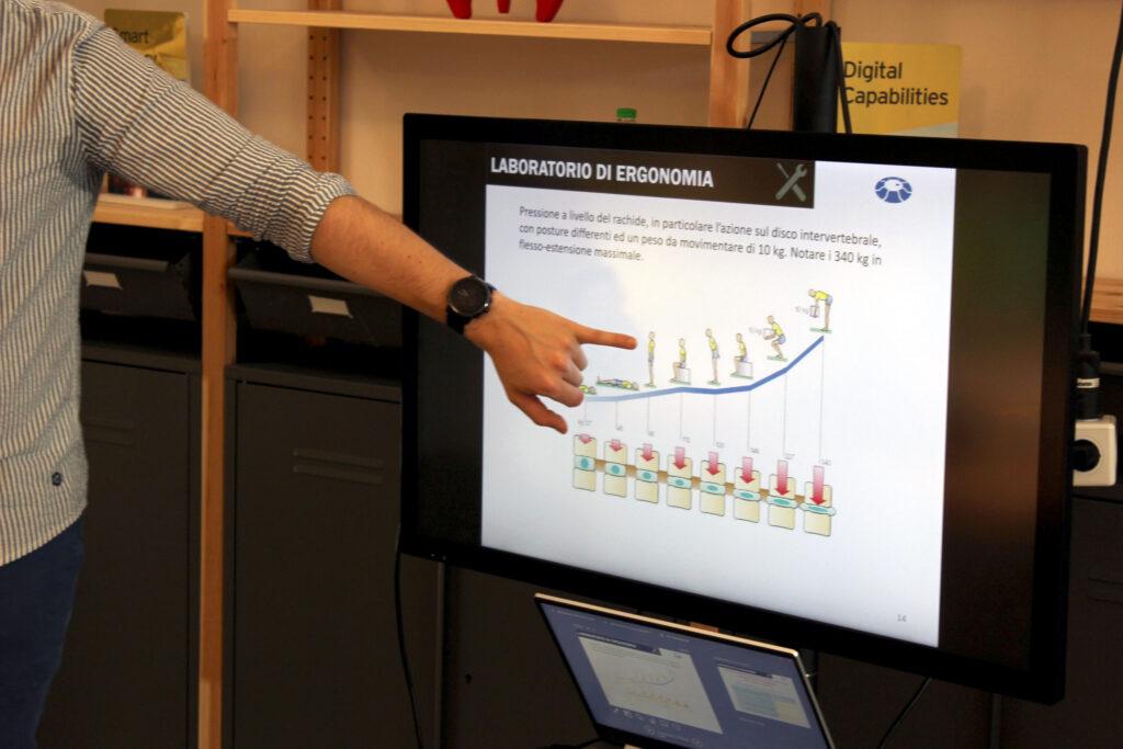 Laboratorio di ergonomia - G&G Consulenze srl - Electrolux Porcia (13)