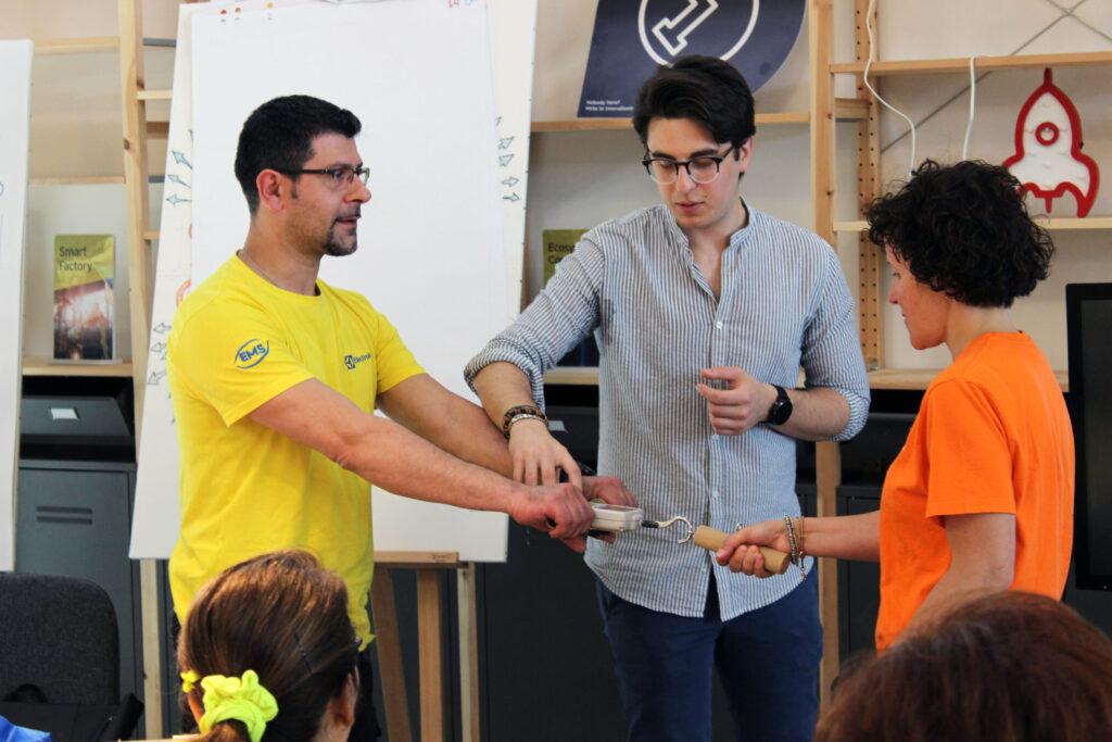 Laboratorio di ergonomia - G&G Consulenze srl - Electrolux Porcia (14)