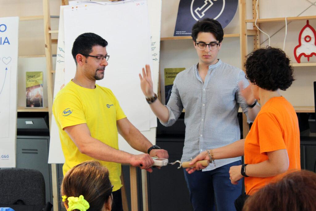 Laboratorio di ergonomia - G&G Consulenze srl - Electrolux Porcia (15)
