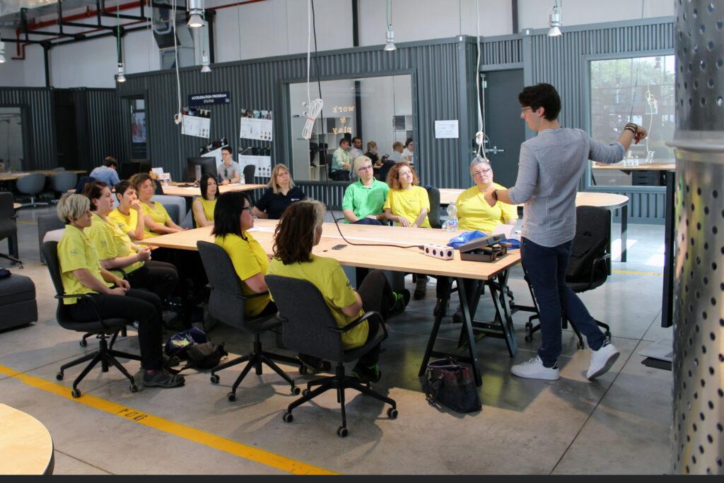 Laboratorio di ergonomia - G&G Consulenze srl - Electrolux Porcia (16)
