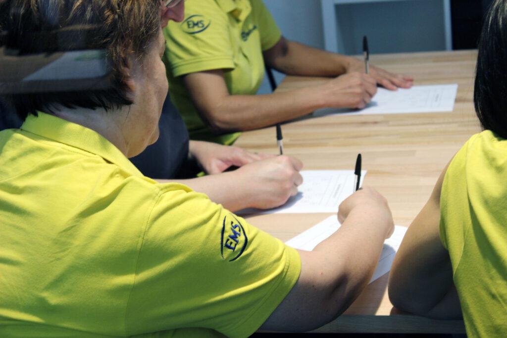 Laboratorio di ergonomia - G&G Consulenze srl - Electrolux Porcia (4)