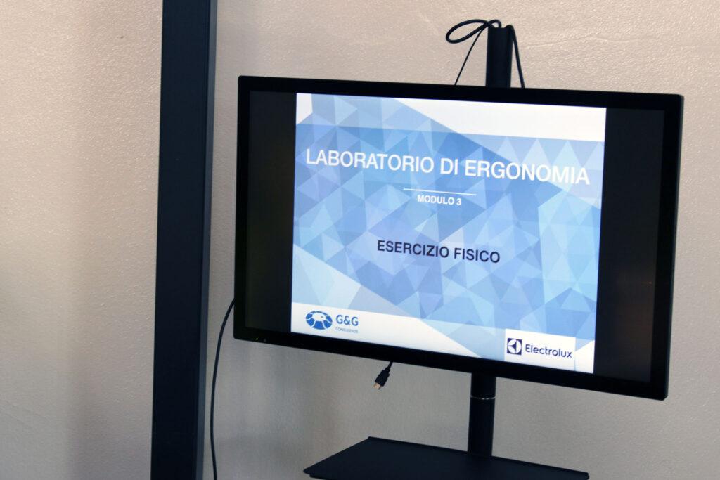 Laboratorio di ergonomia - G&G Consulenze srl - Electrolux Porcia (6)